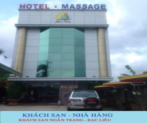 Khách Sạn Ngân Trang