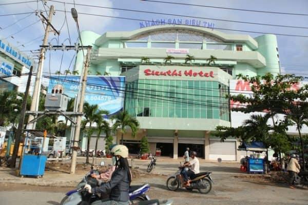 Khách sạn Siêu Thị Cà Mau