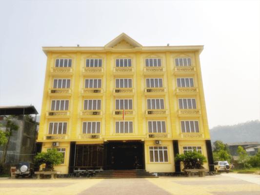 Khách sạn Thành Loan
