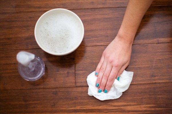 mẹo đơn giản làm sạch các vật dụng trong nhà