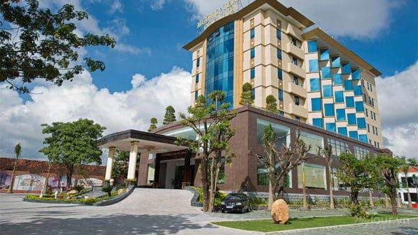 Khách sạn Mường Thanh Quy Nhơn là một trong những khách sạn nổi tiếng nhất Bình Định
