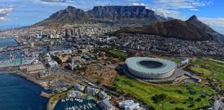 nước giàu nhất châu Phi