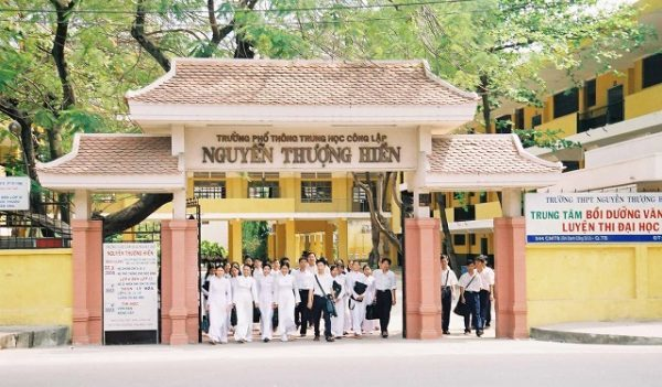 Trường Trung học phổ thông Nguyễn Thượng Hiền
