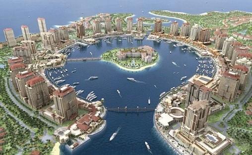 Qatar là một quốc gia tại Trung Đông. Qatar nằm trên bán đảo nhỏ Qatar là phần phía Đông Bắc của bán đảo Ả Rập. Phía Nam Qatar giáp Ả Rập Xê Út, các mặt khác giáp vịnh Ba Tư.