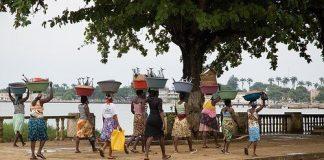 nước nghèo nhất châu Phi