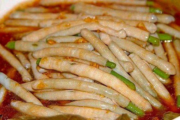 Sá trùng món ăn độc đáo nhất Việt Nam