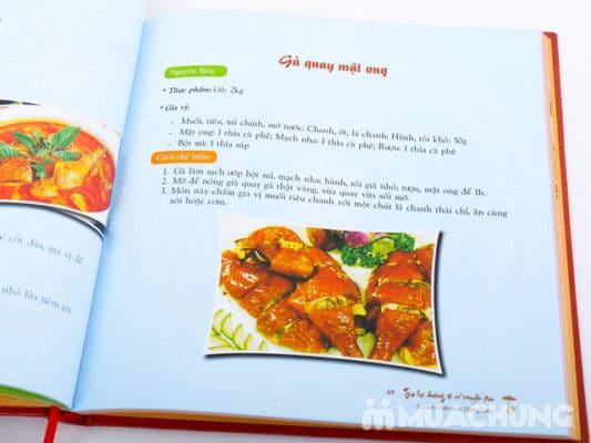 Sách nấu ăn tặng mẹ