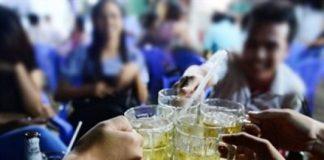 cách giải rượu bia nhanh nhất