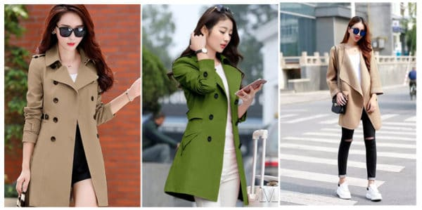 Top 10 shop bán áo khoác nữ đẹp ở TPHCM
