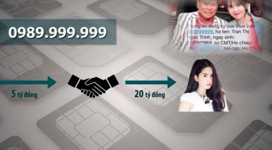 Top 10 sim tiền tỷ đắt giá nhất Việt Nam của các đại gia