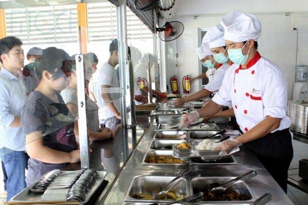 công ty cung cấp suất ăn công nghiệp tại Đồng Nai