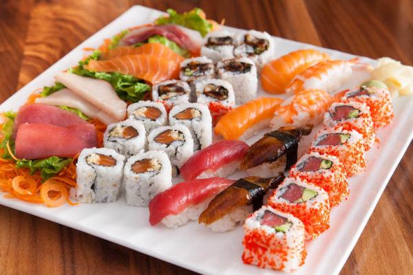 Sushimón ăn hấp dẫn nhất thế giới - Tinh hoa ẩm thực Nhật Bản