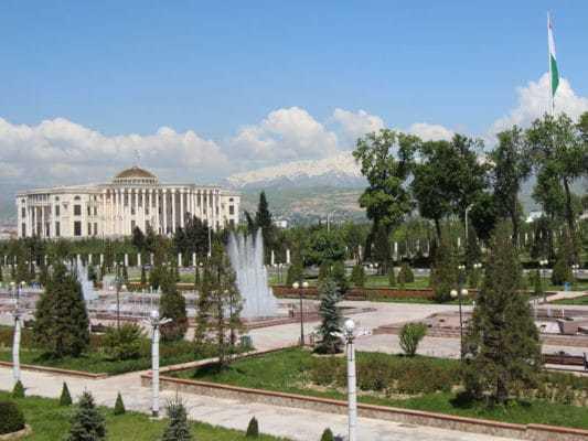 Cộng hòa Tajikistan là một quốc gia ở vùng Trung Á. Tajikistan giáp với Afghanistan về phía nam, Uzbekistan về phía tây, Kyrgyzstan về phía bắc, và Trung Quốc về phía đông.