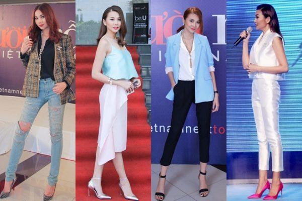 Thanh Hằng xứng danh siêu mẫu số 1 Việt Nam