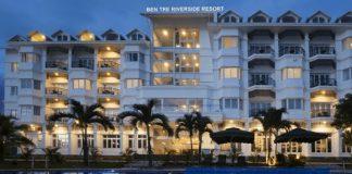 The Riverside Resort Bến Tre là một trong những khách sạn nổi tiếng nhất tại Bến Tre