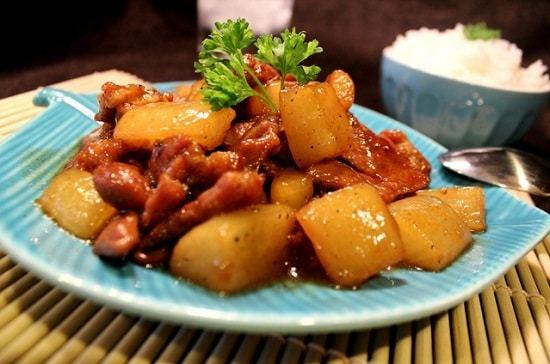 Món ngon ngày tết miền Trung