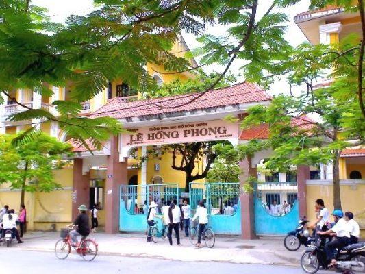 Trường THPT