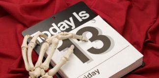 10 điều không nên làm vào thứ 6 ngày 13