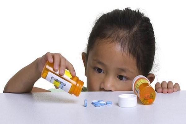 Thuốc bổ cho bé có thể hoặc không
