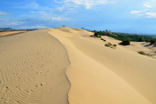 Đồi cát Mũi Né- Bình Thuận