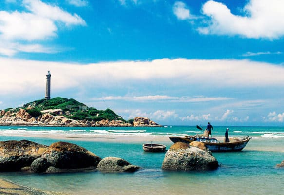 Hòn Rơm- Bình Thuận