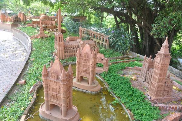 Công viên Đất Nung Thanh Hà
