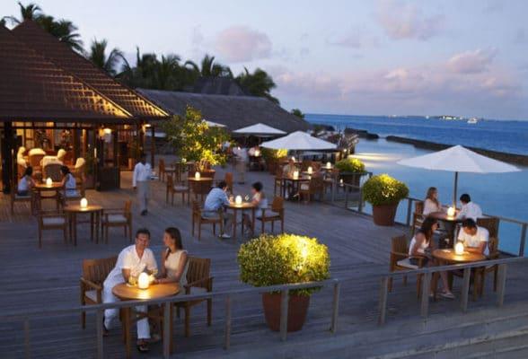 Khu nghỉ dưỡng Kurumba Maldives