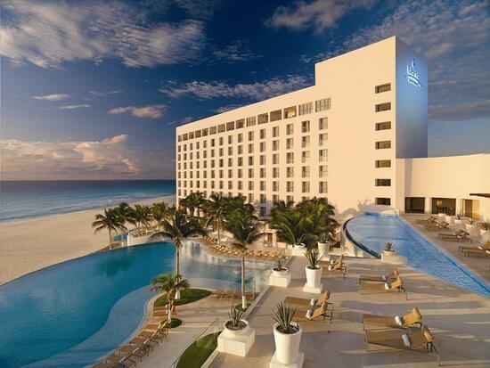 Khu nghỉ dưỡng Le Blanc Spa Resort- Mexico
