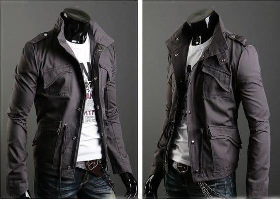 Top 10 shop bán áo khoác nam đẹp ở TPHCM
