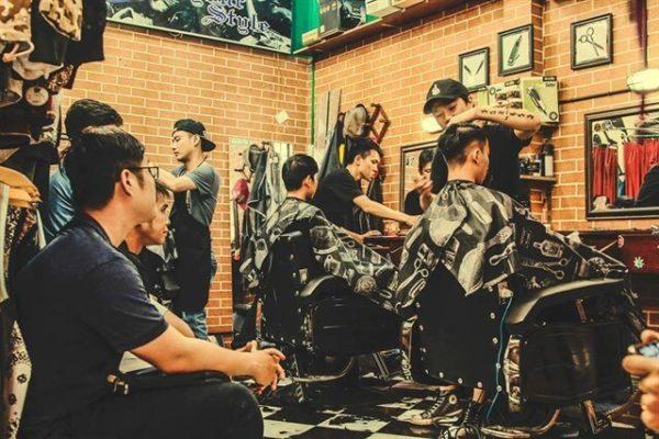 Top 10 tiệm cắt tóc nam đẹp ở TPHCM