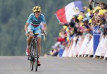 Vận động viên đua xe đạp Vincenzo Nibali