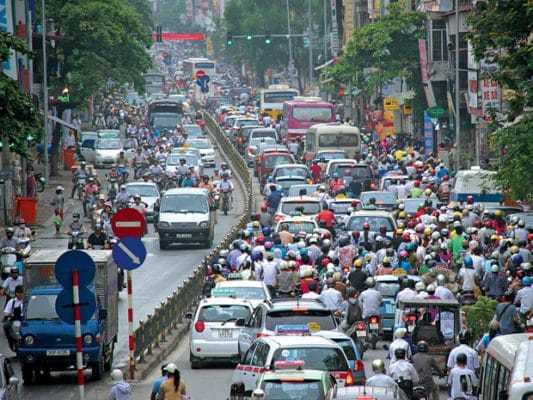cú sốc văn hóa của du khách nước ngoài khi đến Việt Nam