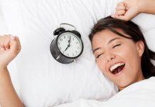 giấc ngủ chất lượng