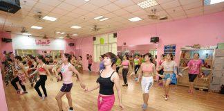 ứng dụng luyện tập Fitness