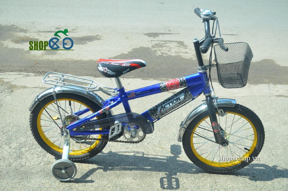 Thương hiệu xe đạp trẻ em Action