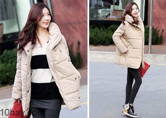 shop bán áo khoác mùa đông đẹp ở Hà Nội