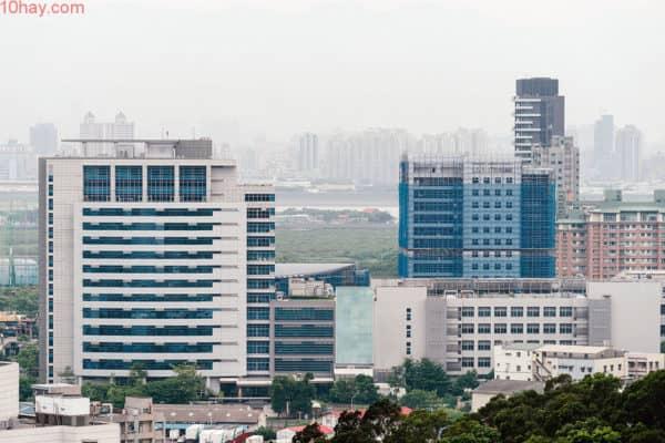 Mega Financial Holding tập đoàn lớn nhất Đài Loan