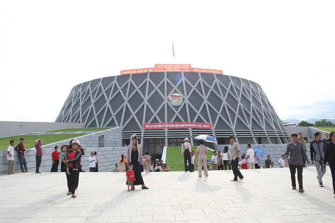 địa điểm du lịch nổi tiếng tại Điện Biên