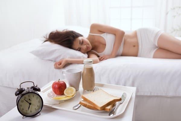 lý do bạn nên ăn sáng
