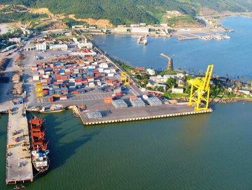 cảng biển lớn nhất Việt Nam