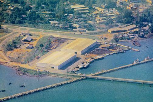cảng biển lớn nhất Đông Nam Á