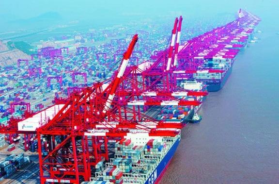 cảng biển lớn nhất thế giới