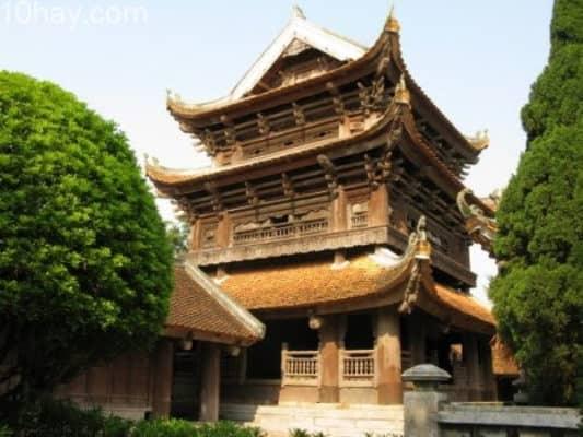 địa điểm du lịch nổi tiếng tại Thái Bình