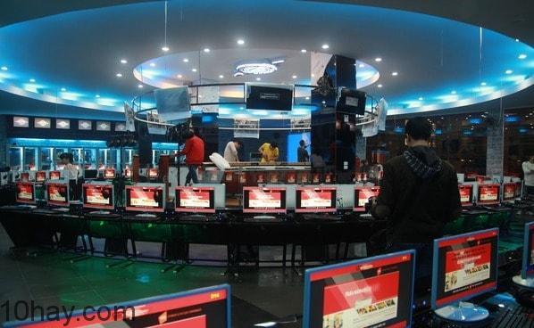 quán game khủng nhất tại Hà Nội