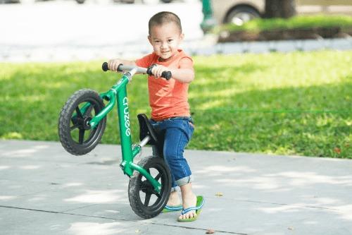 thương hiệu xe đạp trẻ em Cruzee