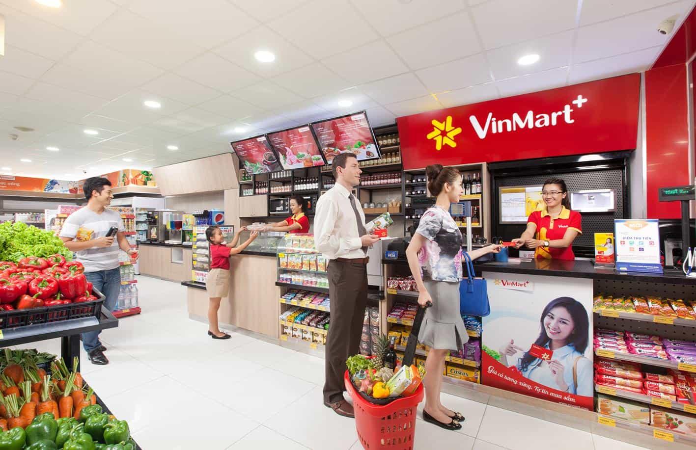 Cửa hàng tiện lợi VinMart
