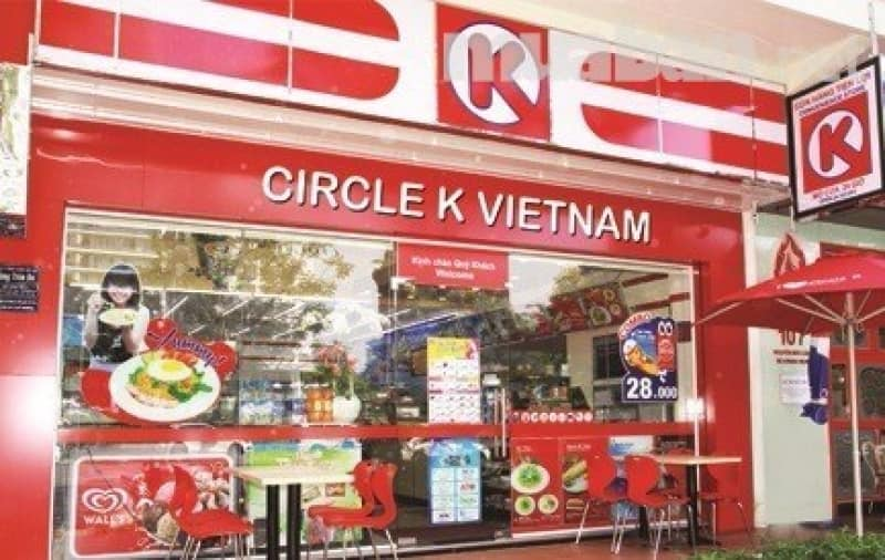cửa hàng tiện lợi tại Hà Nội