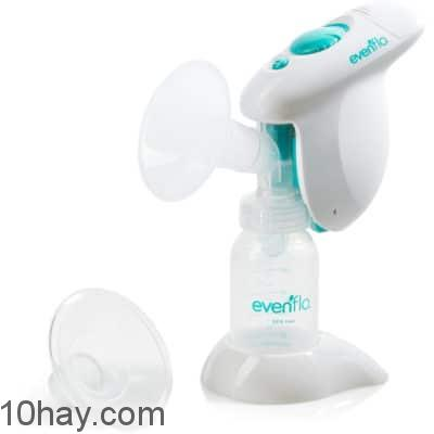 Máy hút sữa đơn Evenflo
