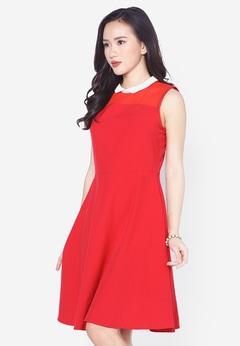 mẫu váy đầm đẹp lãng mạn trong ngày lễ Valentine