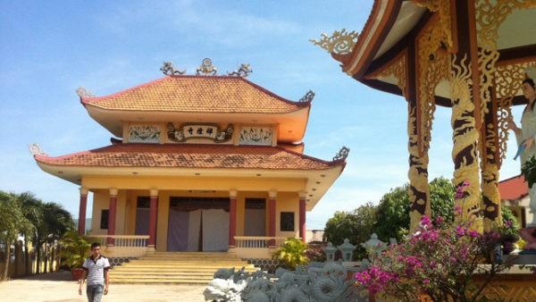 chùa cổ nổi tiếng